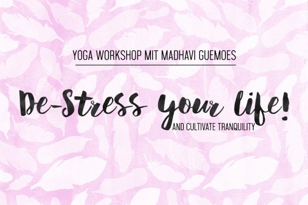 Anti-Stress Workshop