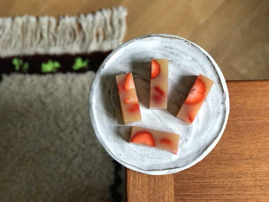 Makrobiotische Süßigkeit