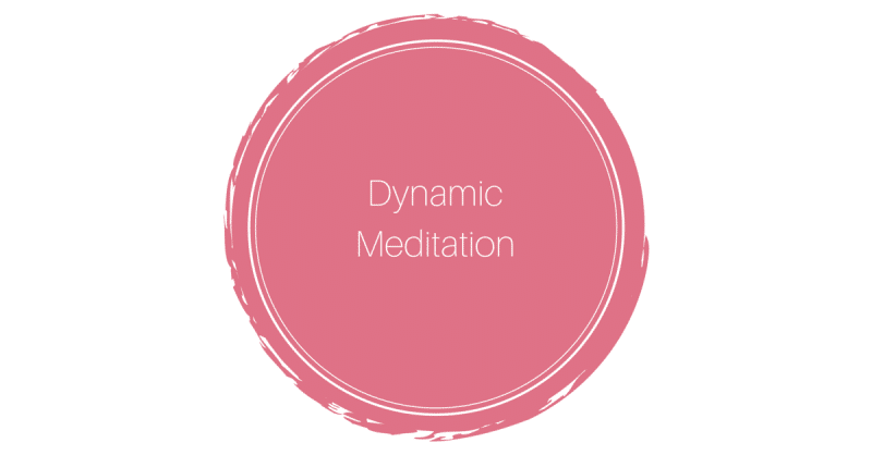Osho Dynamic Meditation