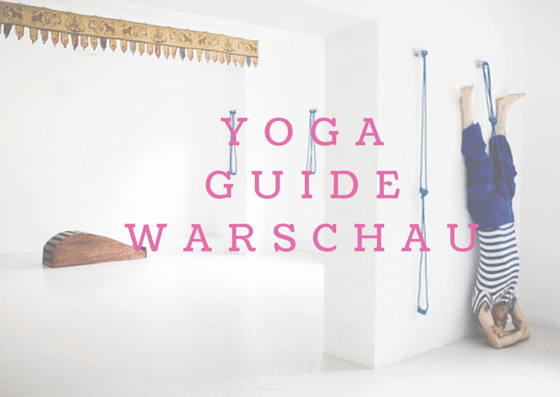 Yoga in Warschau