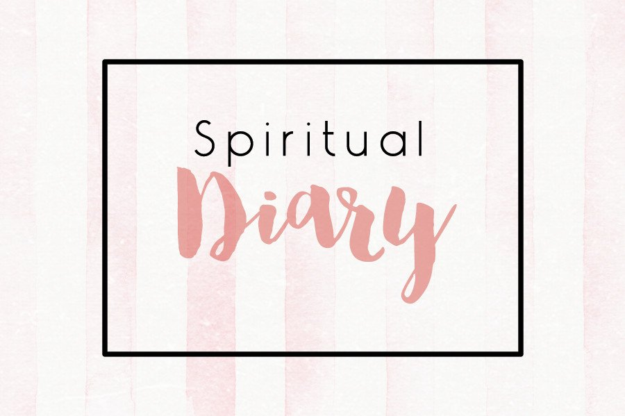 Modernes spirituelles Tagebuch + free Download!
