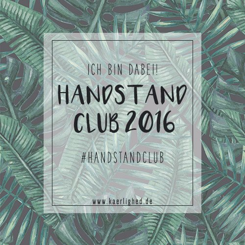 Handstand Club 2016