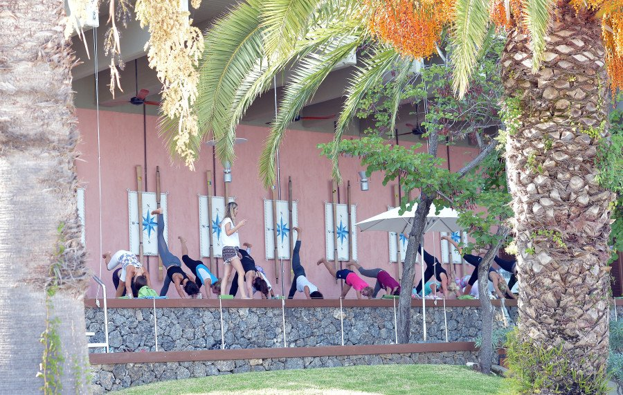 Yogaeasy Allstars Retreat